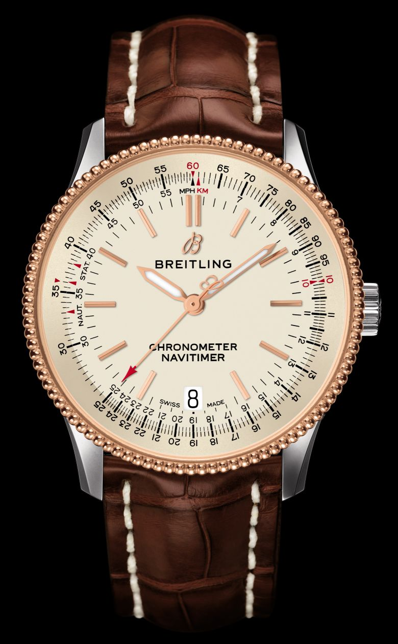New Breitlings at Baselworld 2018 18navi138c