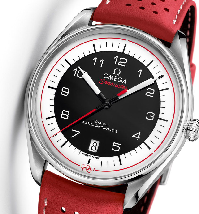 Omega Seamaster Olympic Games Collection, Omega Seamaster Olympic