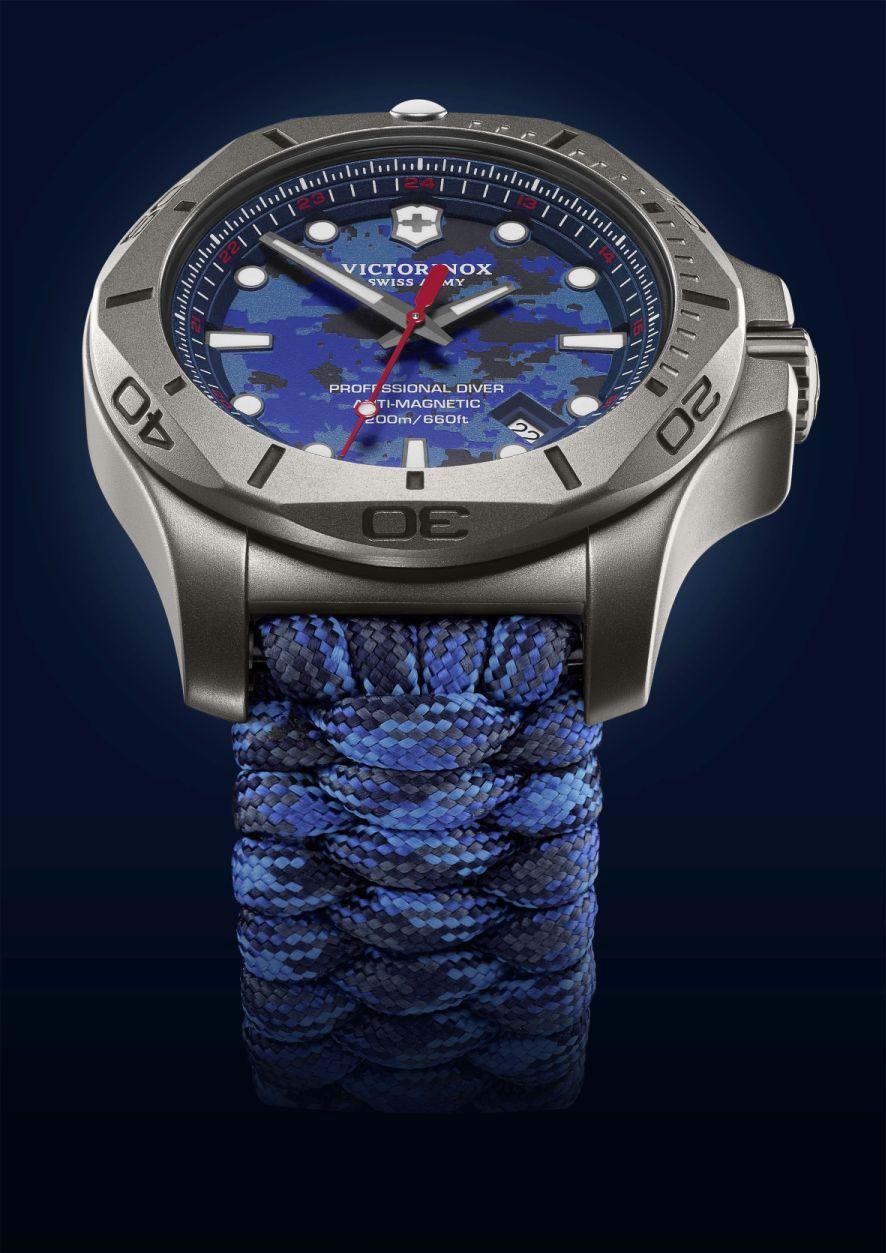 Timezone Dive Watches Baselworld 2018 Victorinox Swiss