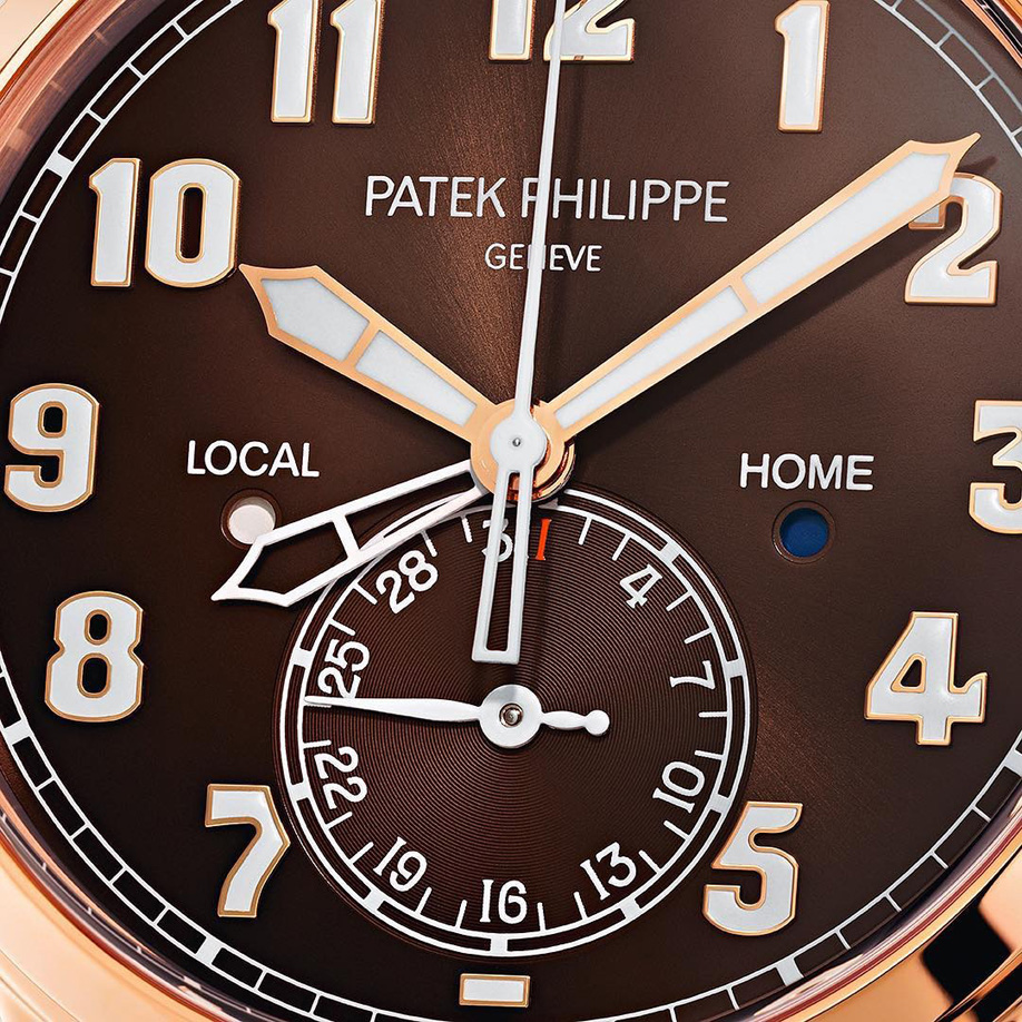 Patek Philippe Calatrava Pilot Travel Time, Patek Pilot Travel Time, Patek 5524, Ref. 5524