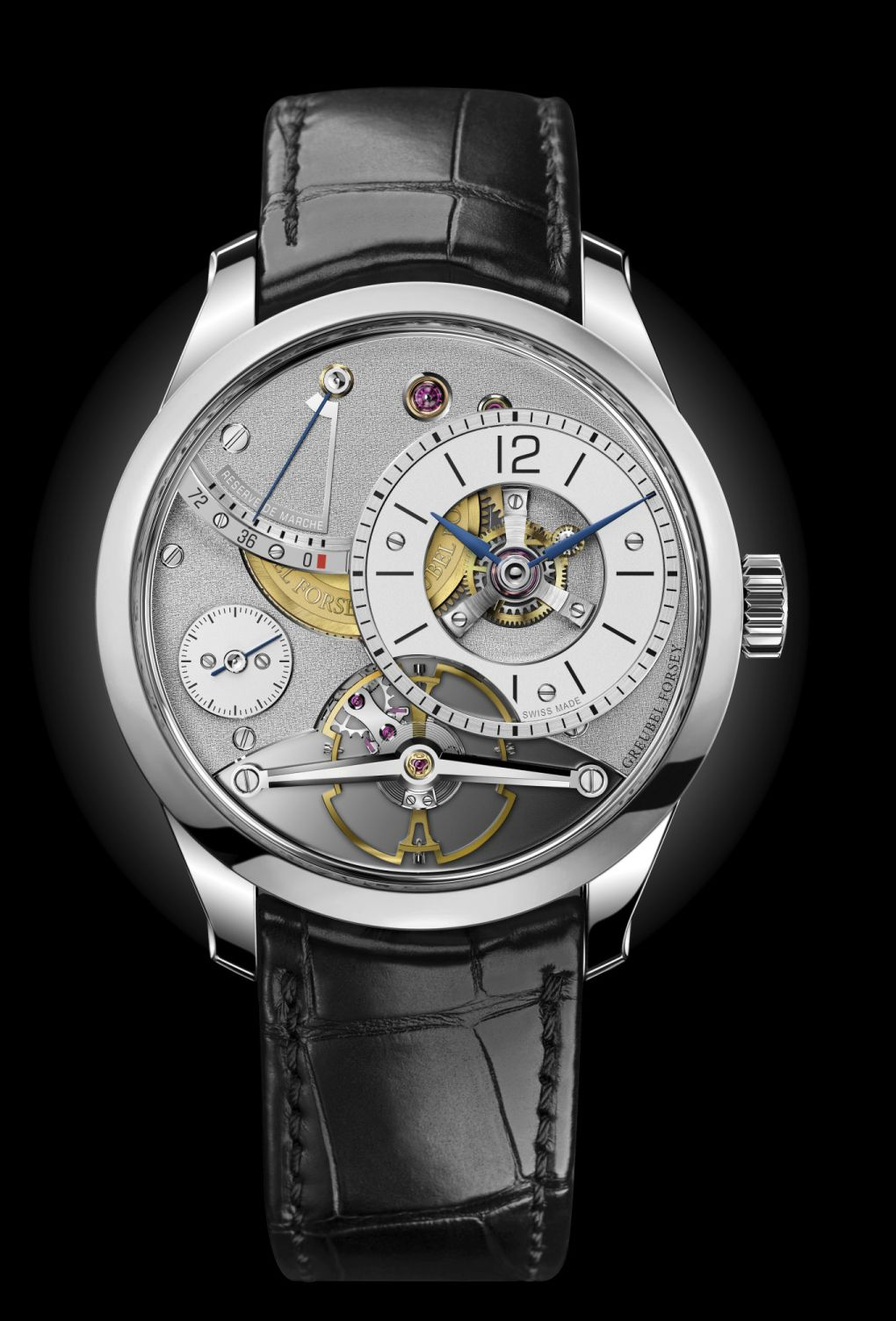 Greubel Forsey Balancier Contemporain, Greubel Forsey Balancier, Balancier Contemporain></center>