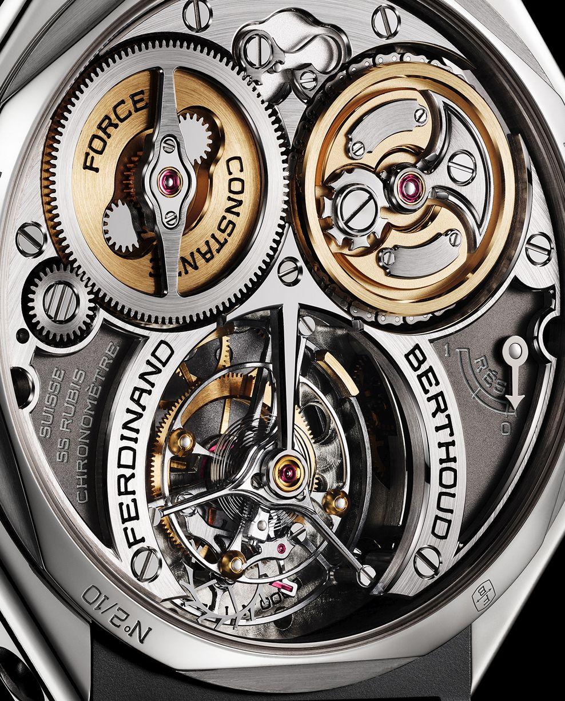 Chronométrie Ferdinand Berthoud Chronomètre FB 1L, Ferdinand Berthoud Chronomètre FB 1L, FB1L