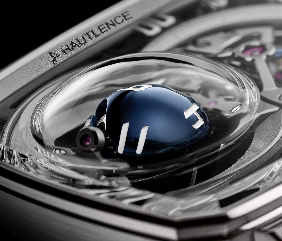 Hautlence HL Sphere 01, Hautlence Sphere, HL Sphere