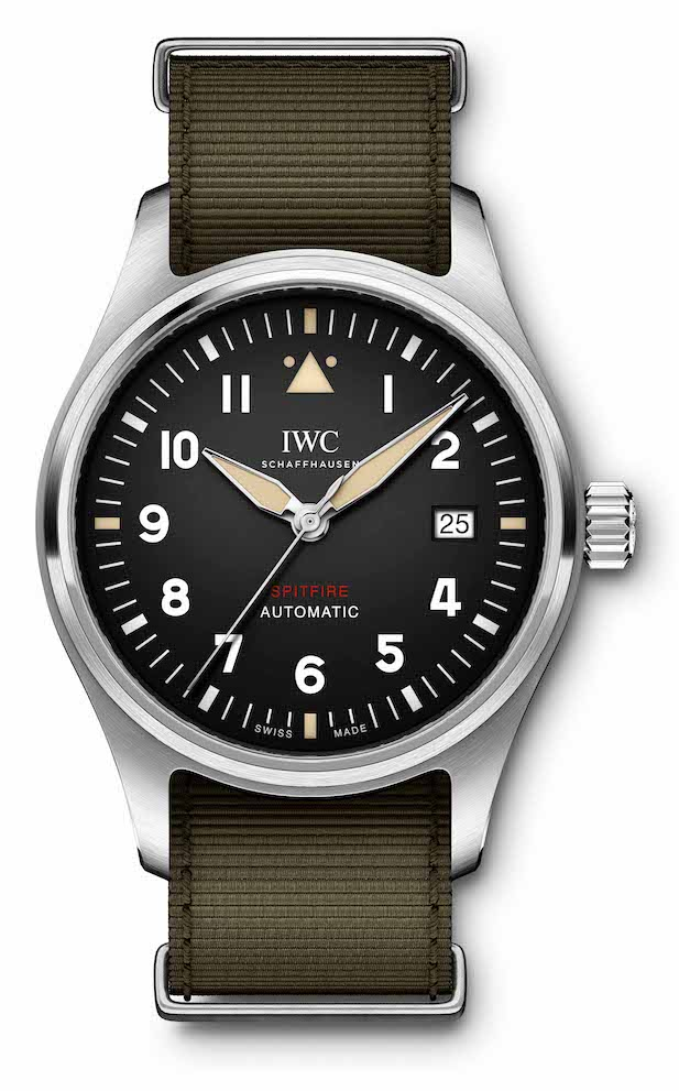 IWC Spitfire Automatic, Spitfire Pilot's Watch, IWC Spitfire, IW326801