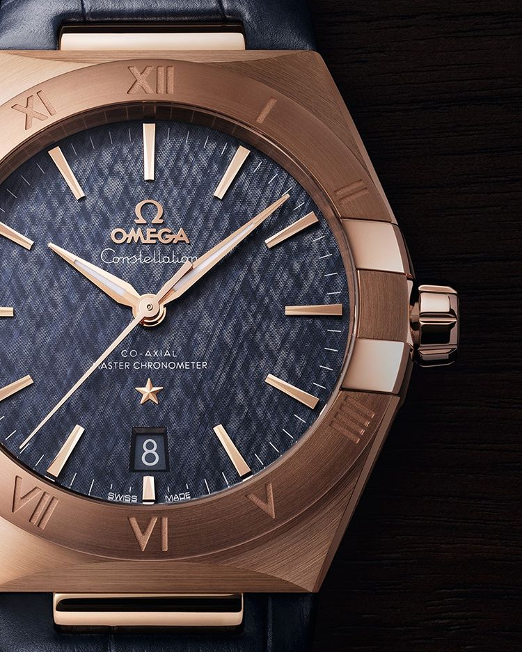 Omega Constellation Master Chronometer 39, Omega Constellation Sedna, Omega Constellation silk dial, Omega 131.53.39.20.03.001, Omega 131.50.39.20.03.001