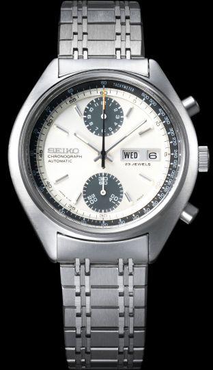 Seiko Automatic Chronograph 50th Anniversary L.E. 1969, Seiko Automatic Chronograph 50th Anniversary, Seiko Automatic Chronograph 1969