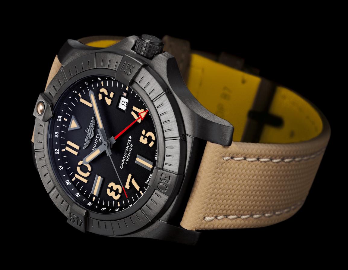 Breitling Avenger Collection, Breitling Avenger, Breitling Avenger 43