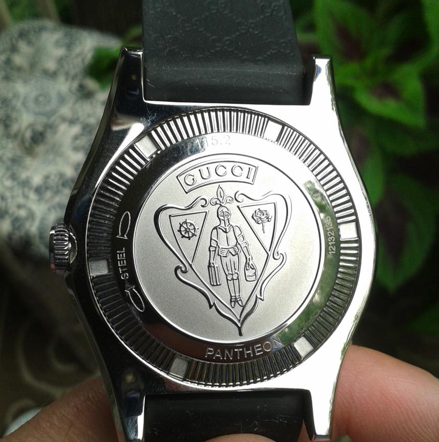 3e663d06f7e FS - Gucci Pantheon Automatic Diver -  275