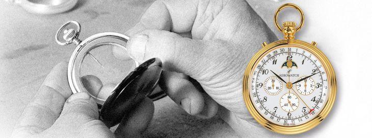News :  Aerowatch Chronographe Lepine  Aelepi1