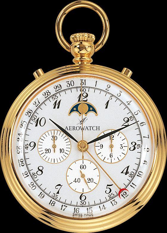 News :  Aerowatch Chronographe Lepine  Aelepi2