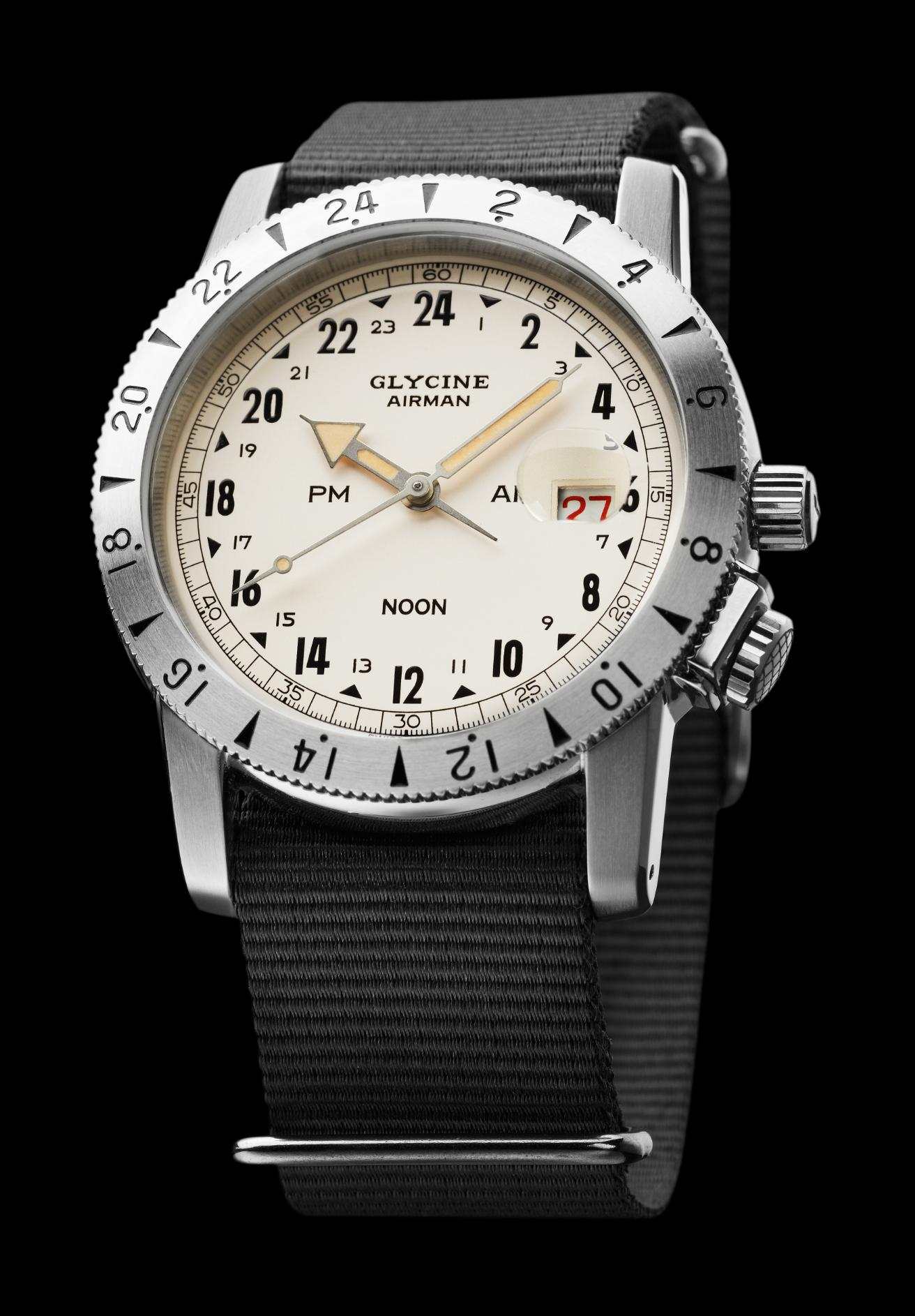 News : Glycine Airman 1953 Vintage Airmanvint
