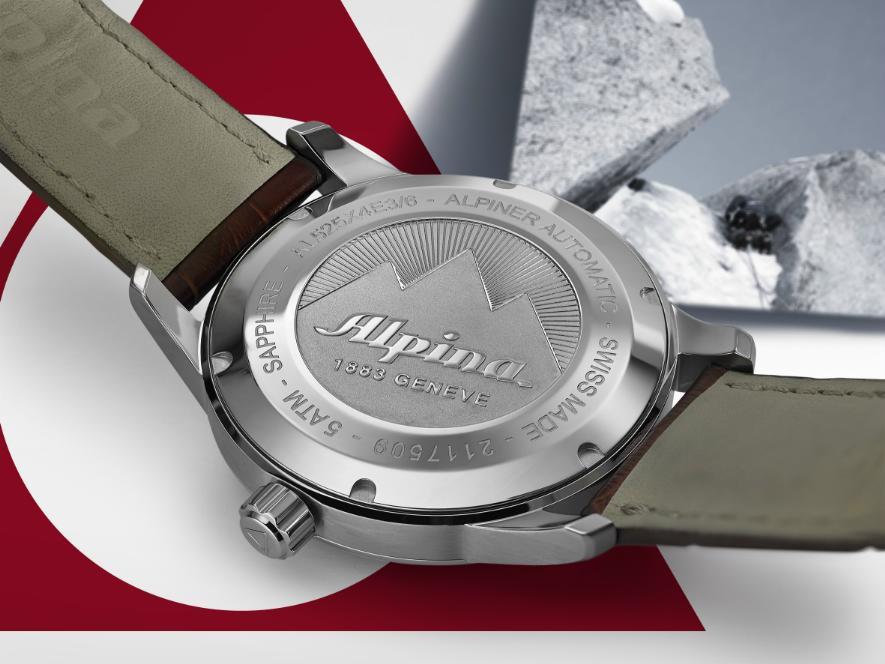 News : Alpina Alpiner Automatic Al525c