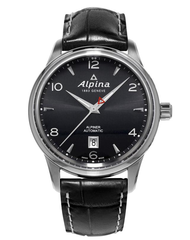 News : Alpina Alpiner Automatic Al525f