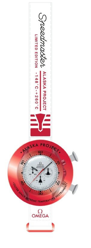 News : Omega Speedmaster Alaska Project Alaska2