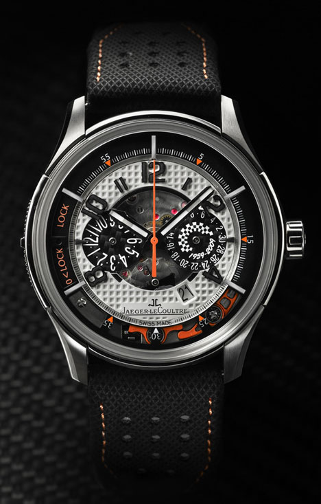 News : Jaeger-LeCoultre AMVOX2 Chronographe Racing Amvoxchron