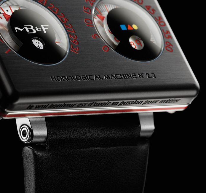 MB&F and Alain Silberstein – Horological Machine No. 2 Asmbf3