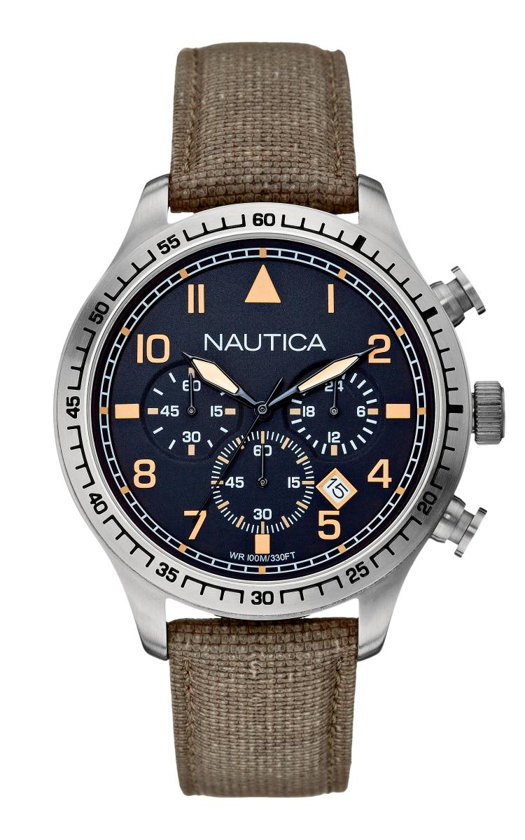 Nautica BFD 105 Aviation Chronograph  Avibfd3