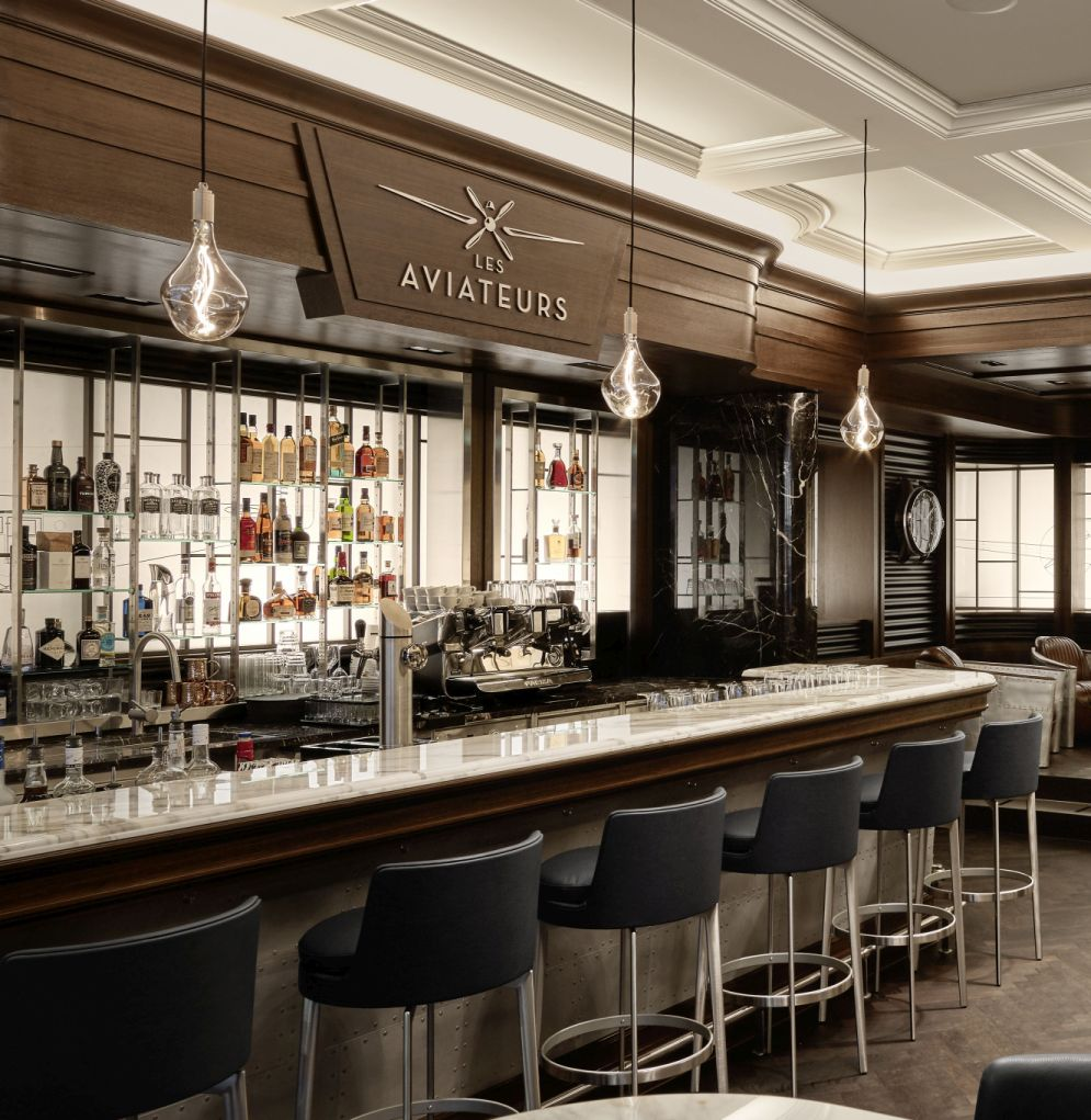IWC Opens Its First Ever Bar For Lovers Of Whisky Aviation pictures
