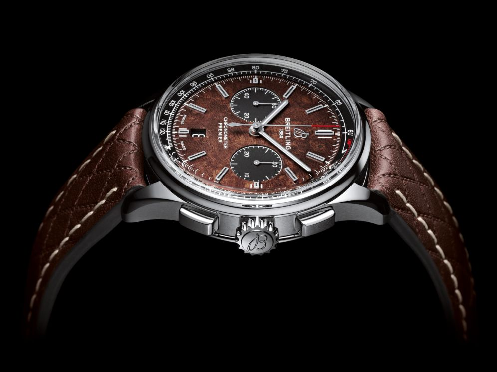 Breitling Premier B01 Bentley Centenary LE, Breitling Premier B01 Bentley, Breitling Bentley Centenary