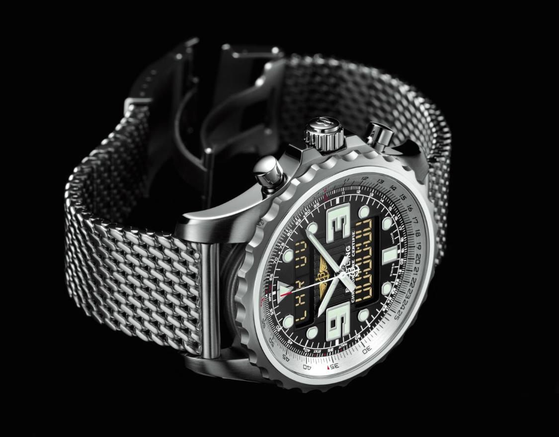 Breitlings New Chronospace Automatic Bchrons1