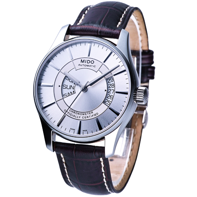 Mido - NEWS: Mido Belluna Chronomètre Belluna