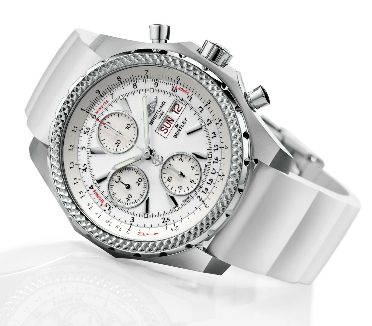 Breitling For Bentley GT Ice Chronograph