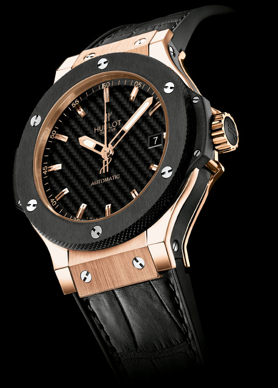 Hublot Big Bang 38mm Gold
