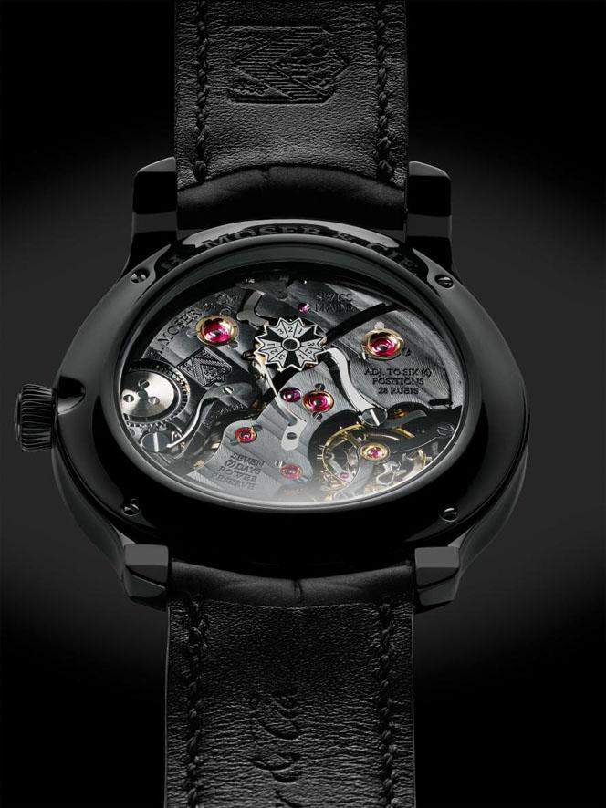 News : H. Moser & Cie. QP Black Edition Blackmoser