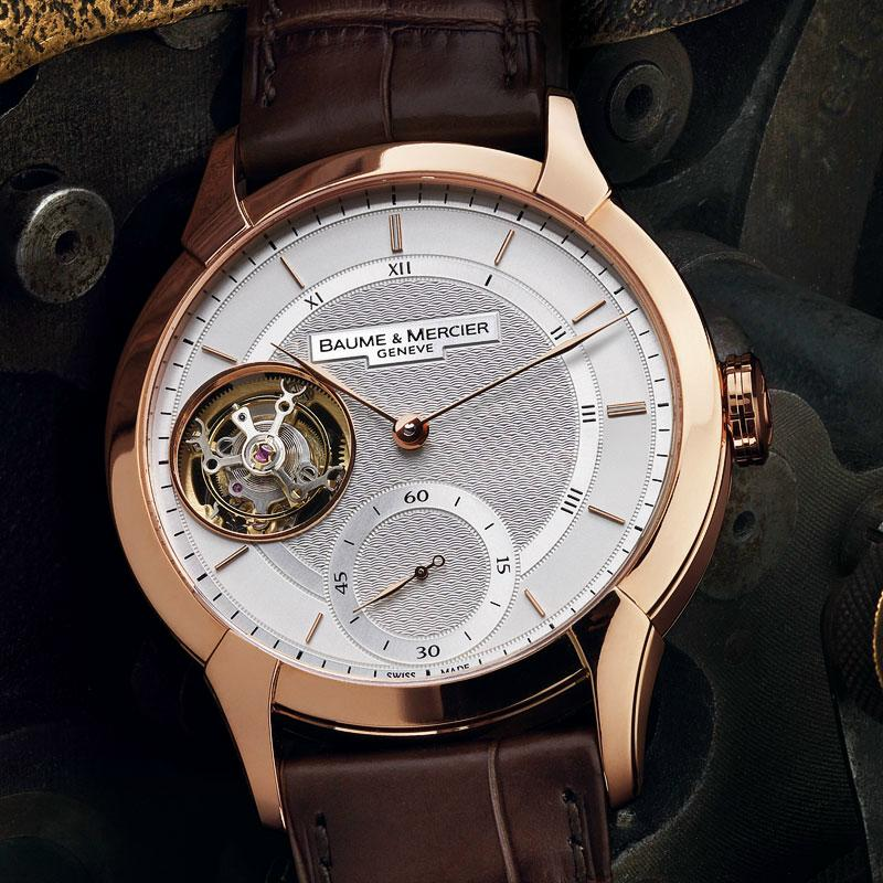 News : Baume & Mercier – William Baume Ultraplat Bmtourbi