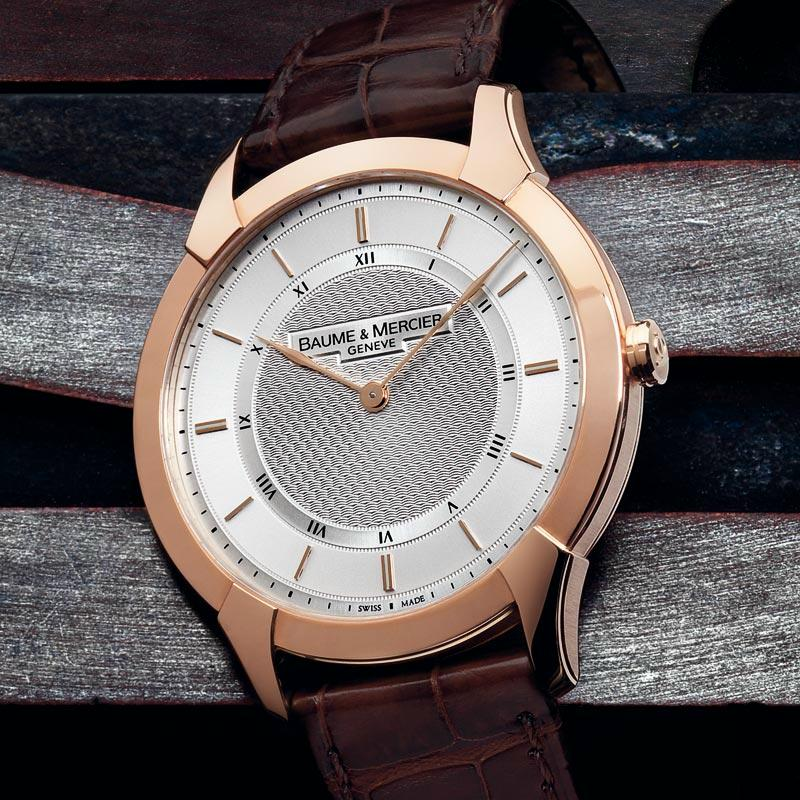 News : Baume & Mercier – William Baume Ultraplat Bmultra
