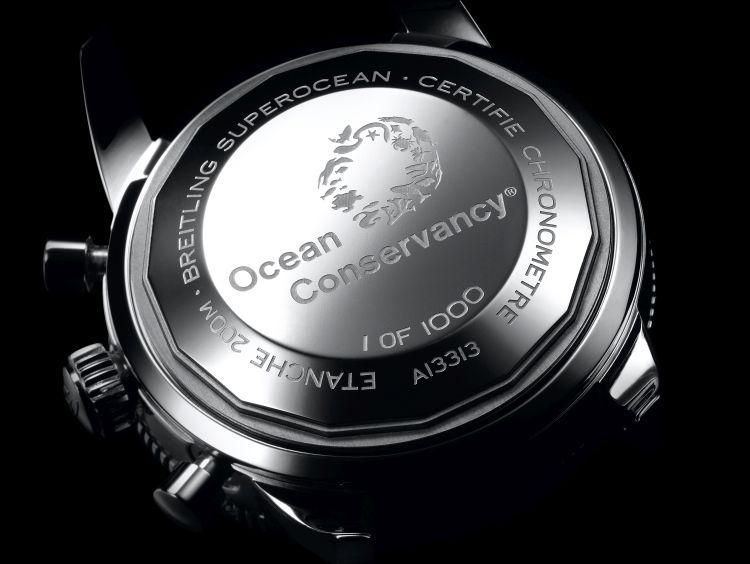 Breitling SuperOcean Heritage II Chrono Ocean Conservancy