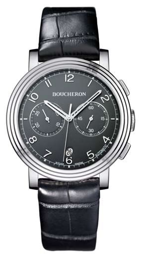 News : Boucheron Ronde  Chrono Automatique Bouronde