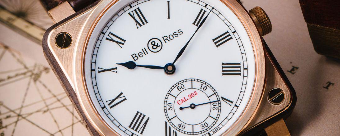 Bell & Ross's new BR-01 Instrument de Marine Br1marine