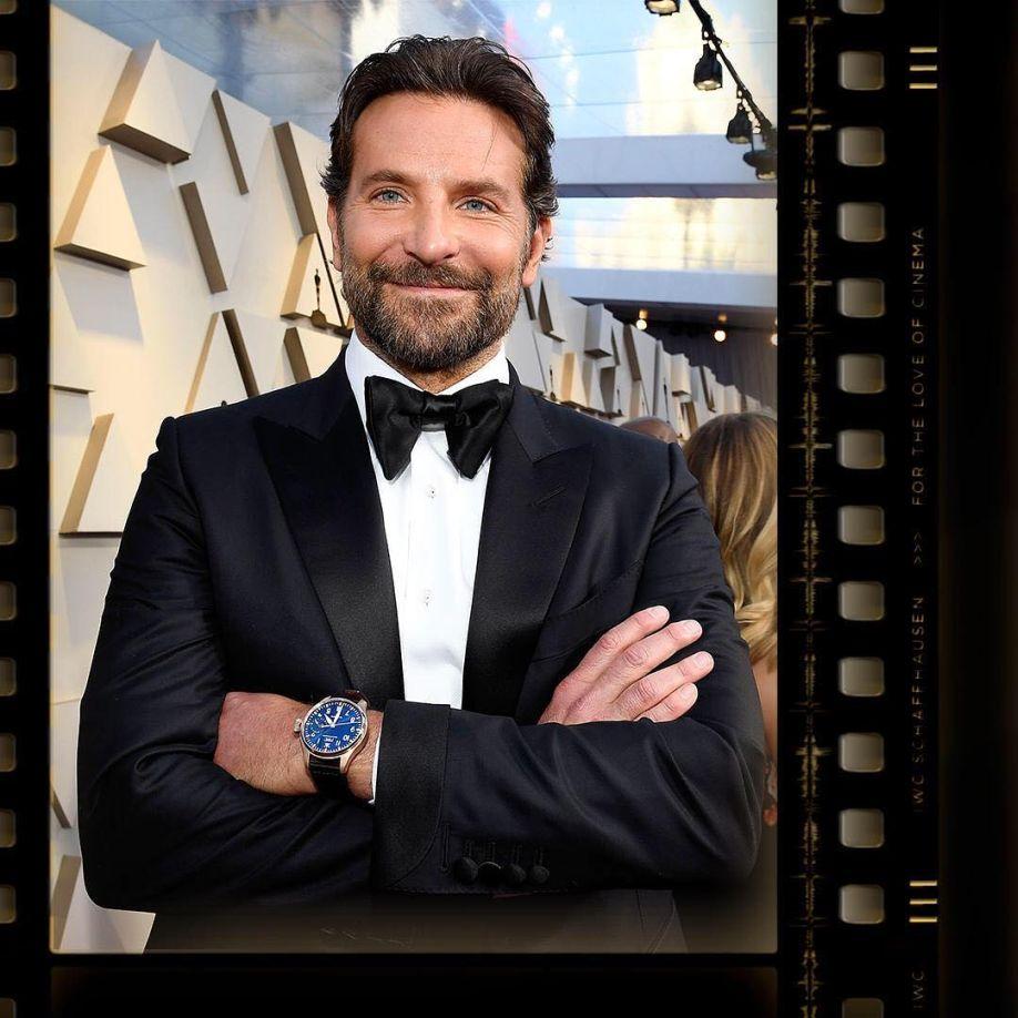 Bradley Cooper IWC, IWC Big Pilot