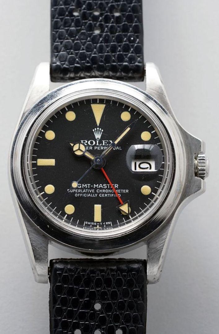 Marlon Brando Rolex, Marlon Brando Rolex GMT-Master, Rolex GMT-Master Apocalypse Now, Rolex Apocalypse Now, Brando Rolex