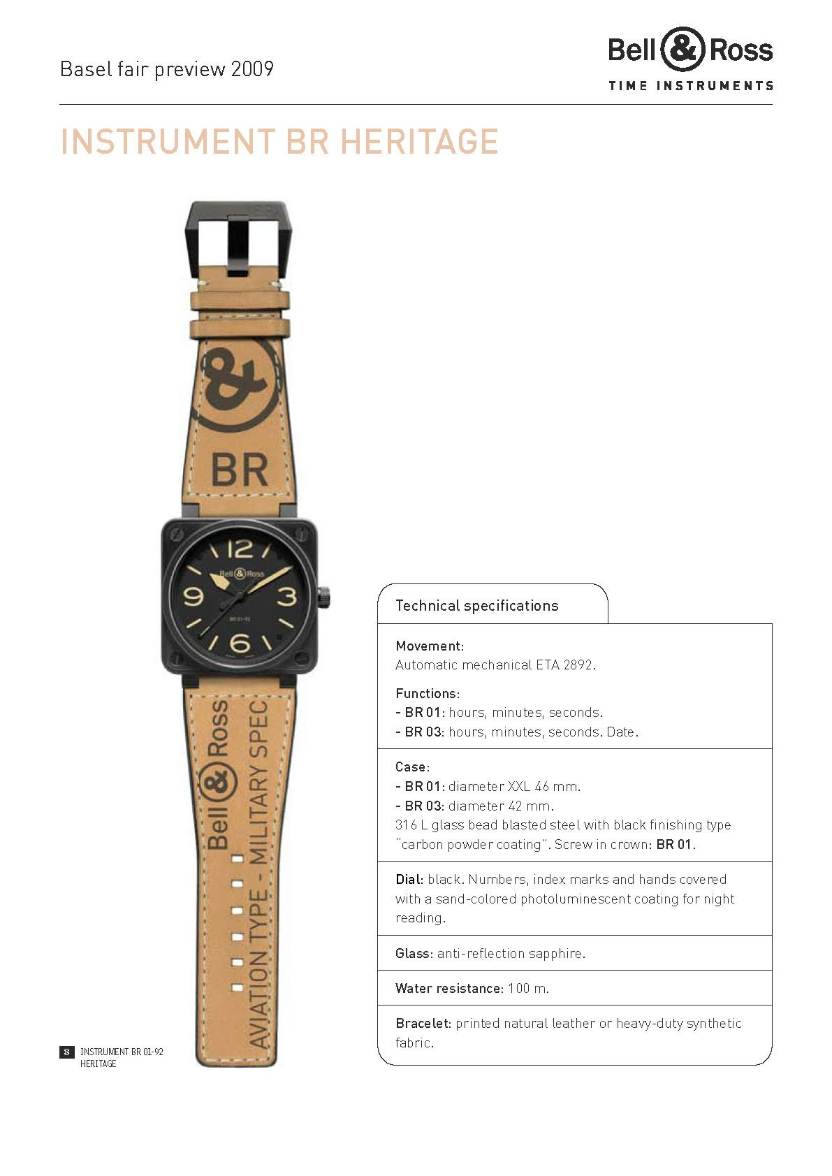 News: BR 01-92 Heritage Brheritagedoc2