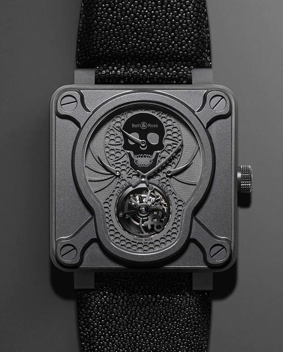 News : Bell & Ross BR 01 Tourbillon Airborne Brtair