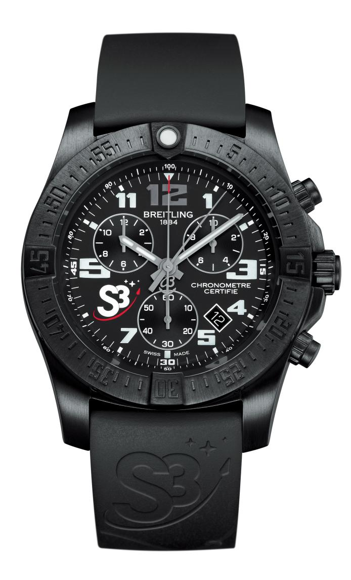 Timezone Industry News 187 N E W M O D E L Breitling S3