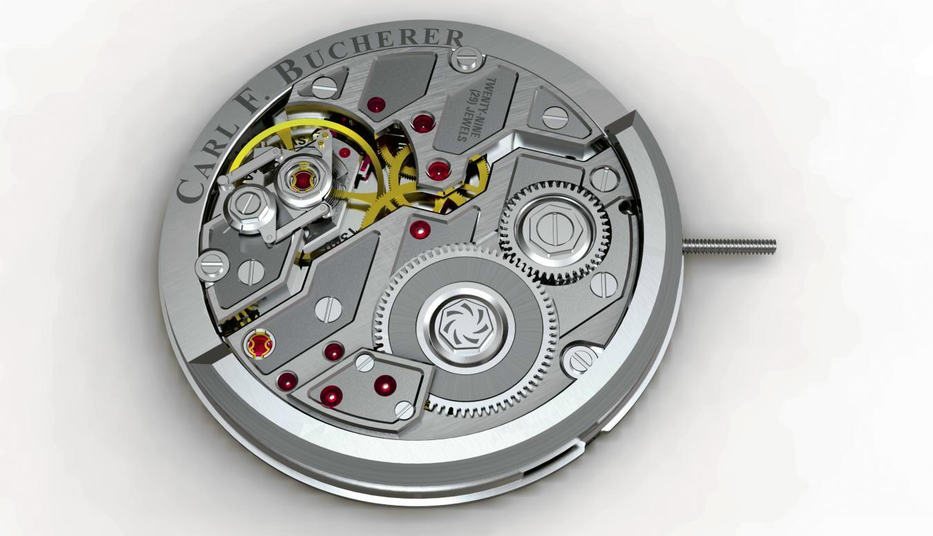 News : Carl-F-Bucherer CFB A1000 Cfba1