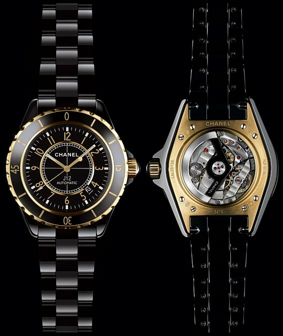 Chanel J12 And Audemars Piguet Make Watch Love Watch Style