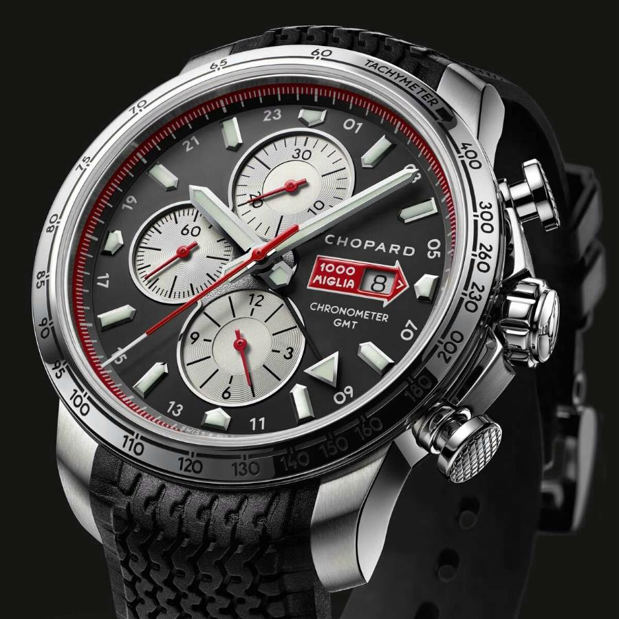 news chopard mille miglia chrono 2013. Black Bedroom Furniture Sets. Home Design Ideas
