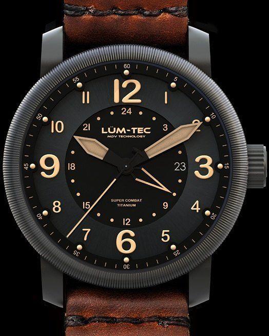 1d132133180 TimeZone   Industry News » N E W M o d e l - Lum-Tec Super Combat B4 GMT