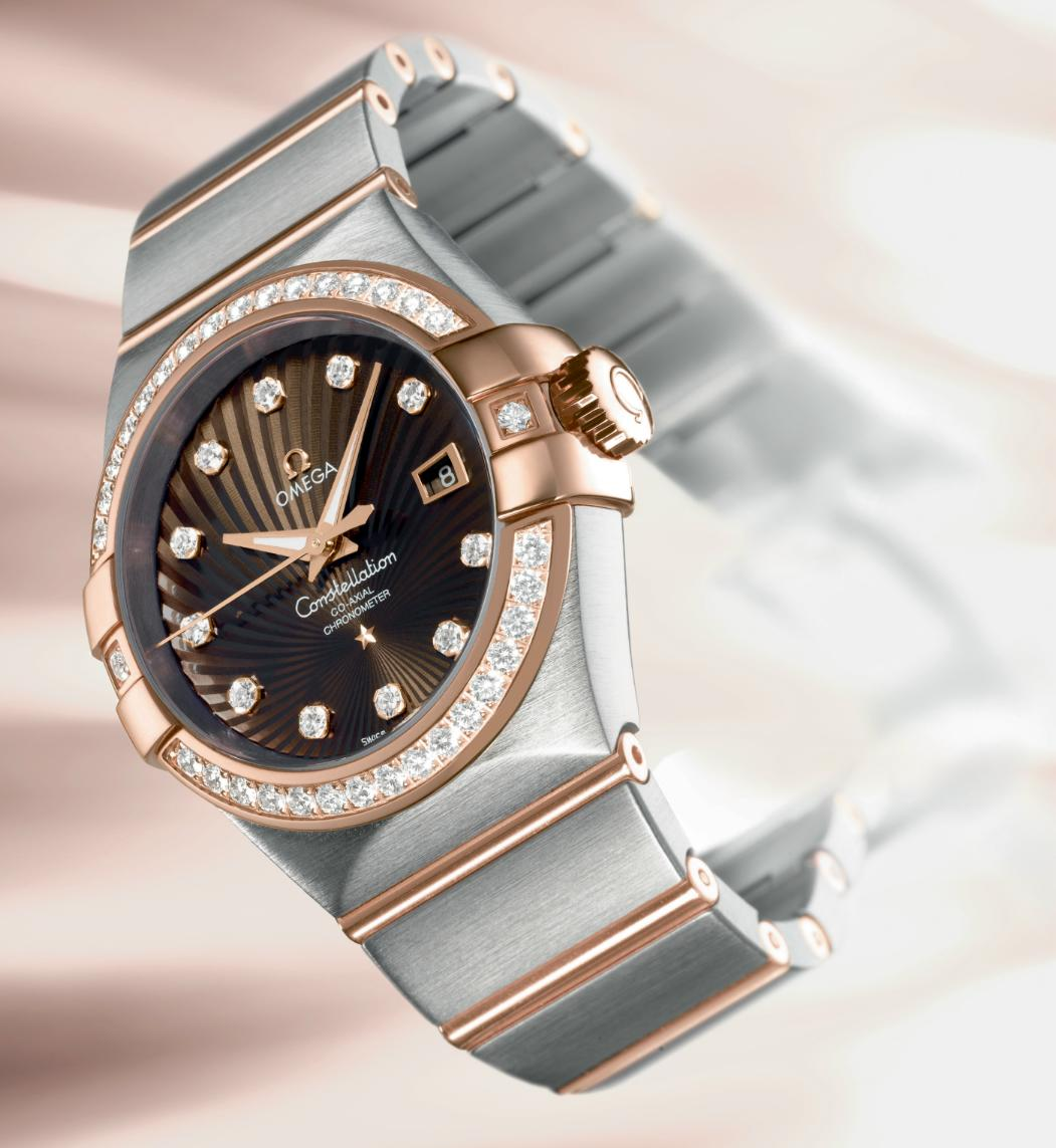 The New OMEGA Watches 2009 Constellation
