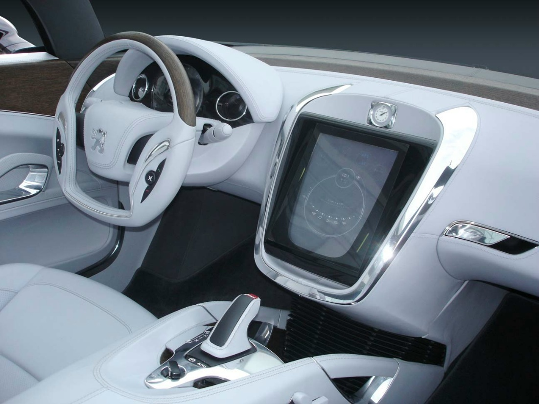 Bell & Ross pour Peugeot Dash1