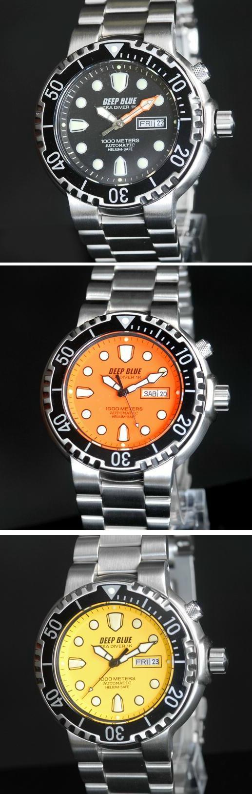 News : Deep Blue Pro Seadiver 1000 et 2000 Deepbluediver1
