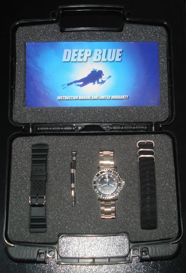 News : Deep Blue Pro Seadiver 1000 et 2000 Deepm5