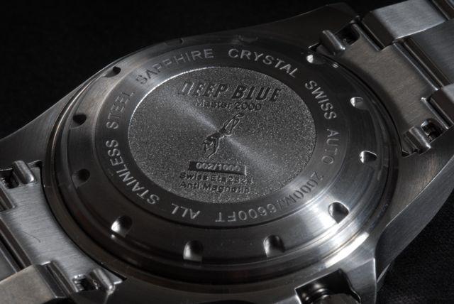 News : Deep Blue Pro Seadiver 1000 et 2000 Deepm6