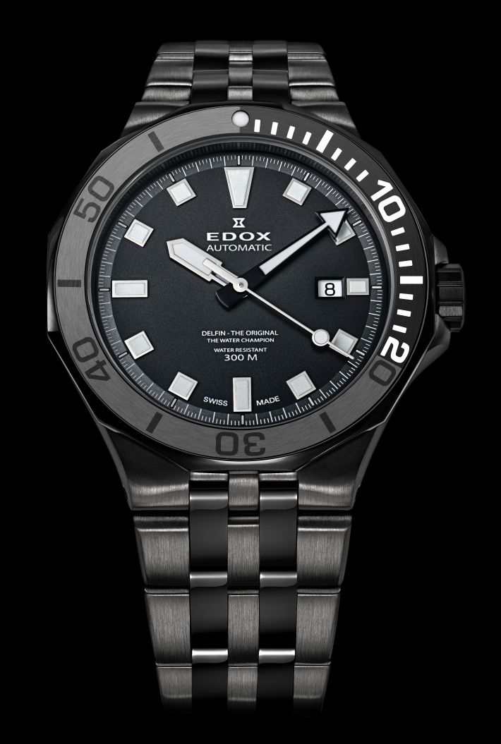 Edox Delfin, Edox Delfin The Original