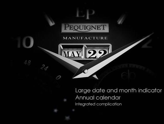 News - Emile Pequignet's Calibre EPM01 Emp
