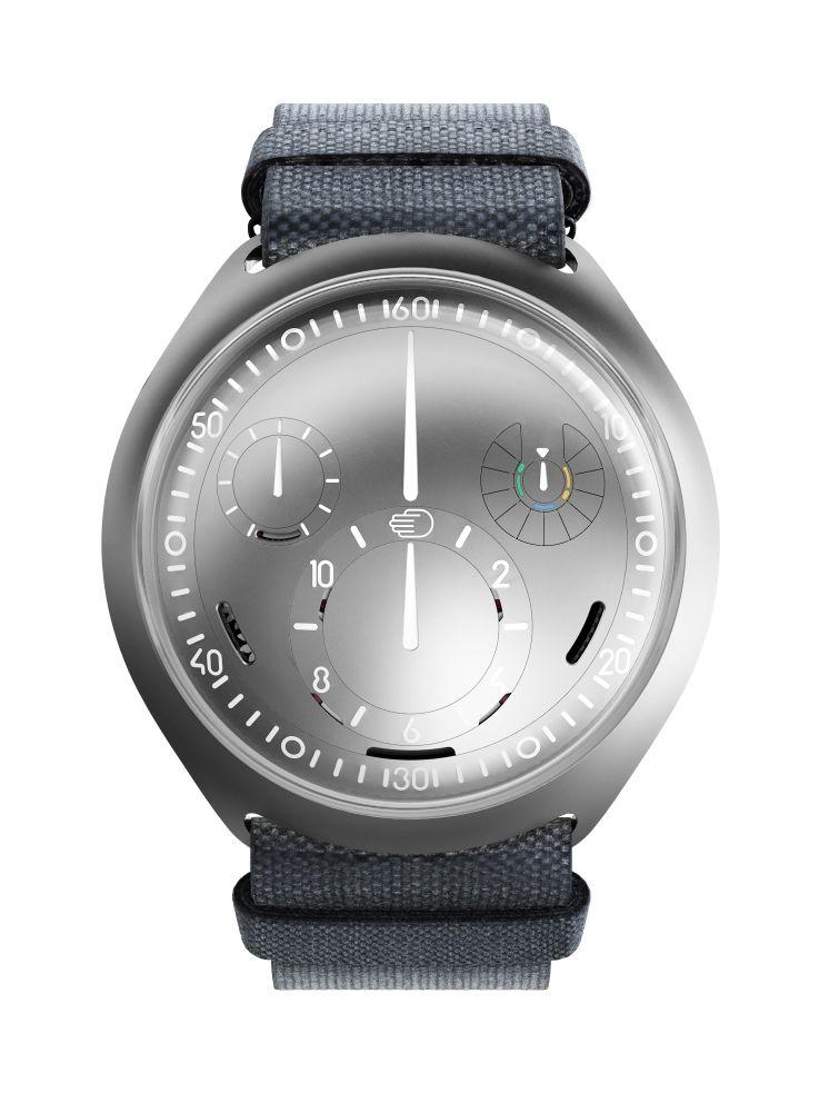 Ressence Watch's new Type 2 e-Crown Eresen3